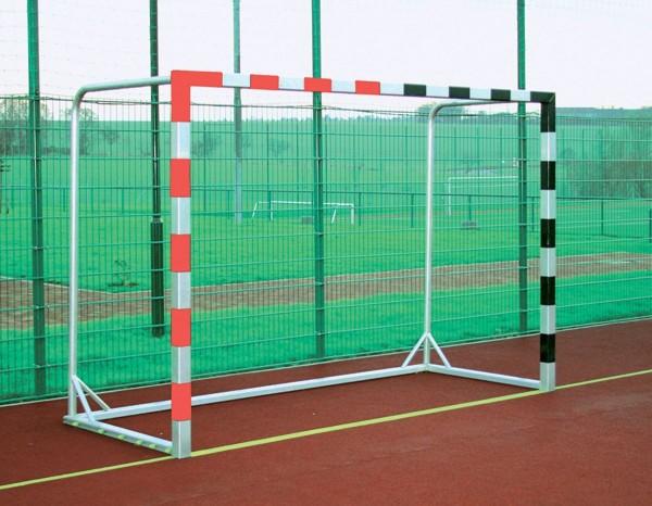 Kleinfeld- und Handballtornetz 4 mm grün