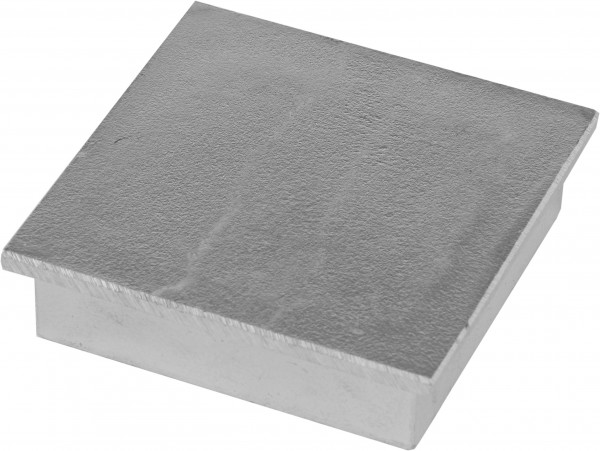 Spare parts for tennis net posts - Cover for ground sleeve 80 x 80 mm