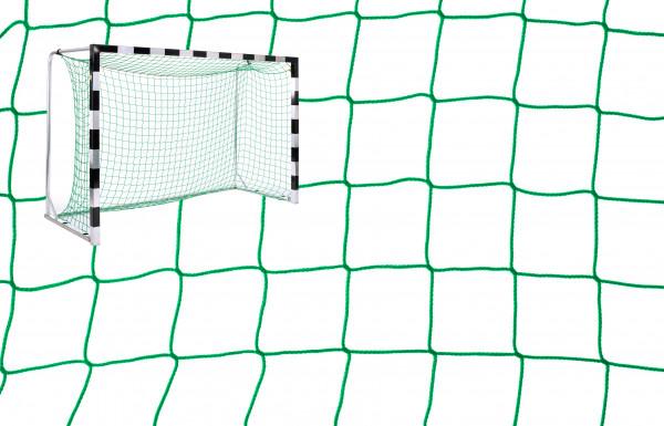 Small Field and Handball Goal Net - 4 mm green