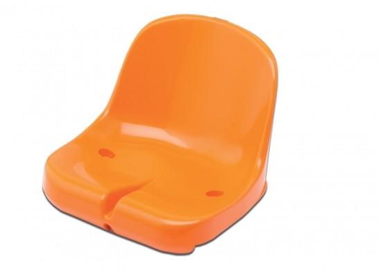 "Tribünensitze ""Elegance"" orange"