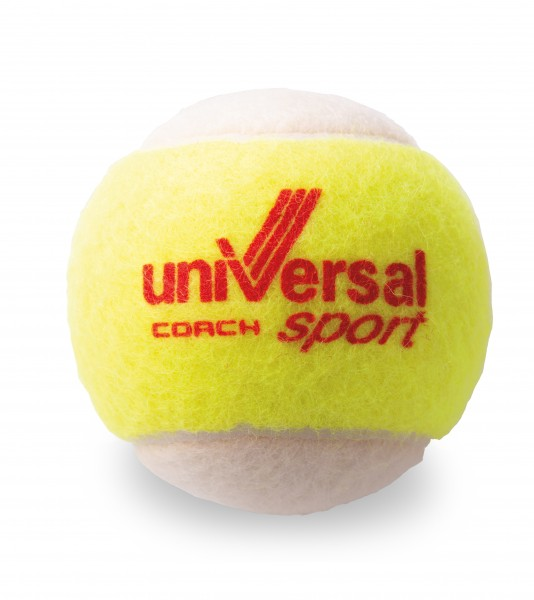 Tennisball Universal Sport Coach - 60er Beutel