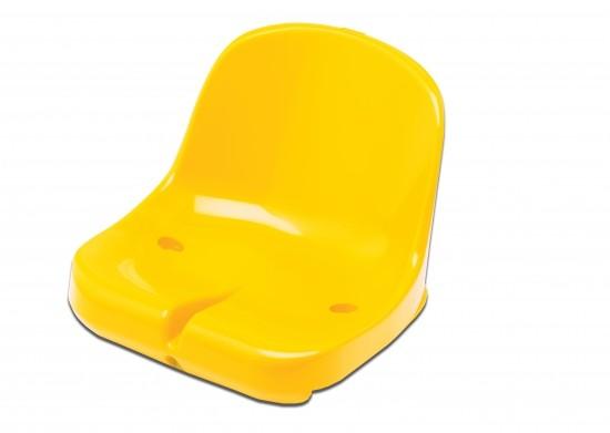 "Tribünensitze ""Elegance"" gelb"