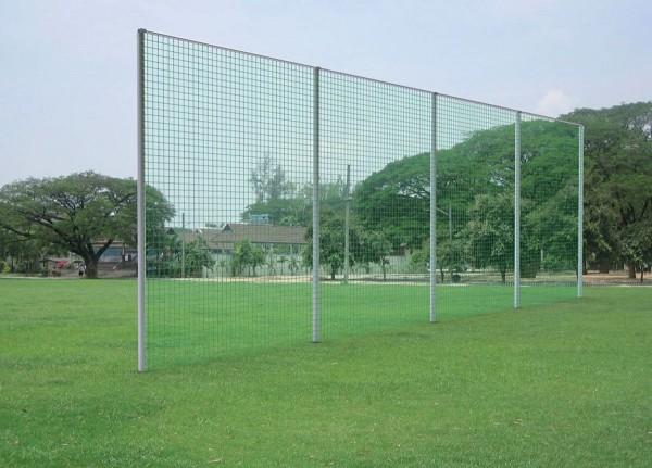 Standpfosten für Ballfangzaun - 120 x 100 mm / 5 m