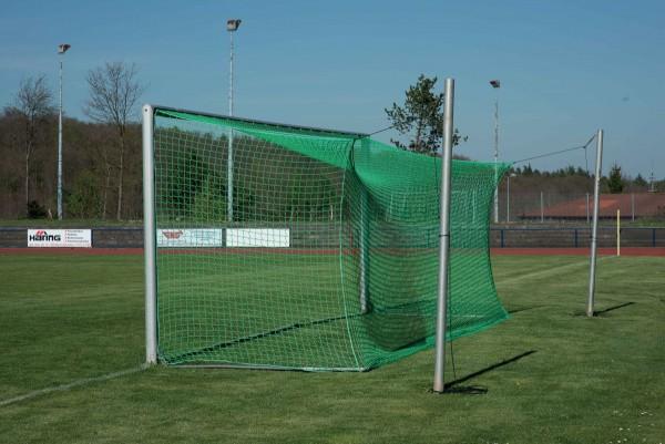 Fußballtornetz 4 mm / Maschenweite 12 cm