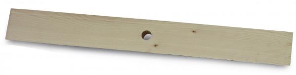 Scharrierholz ohne Sägeblatt