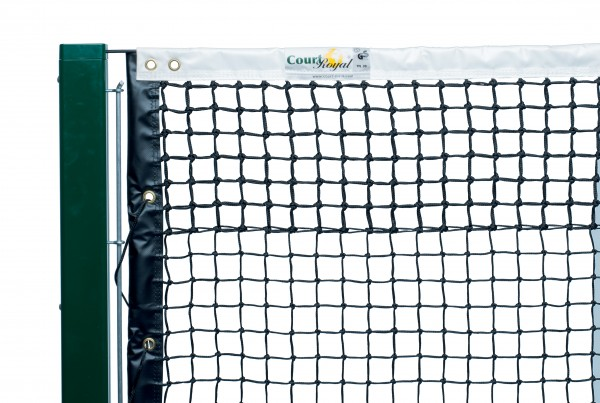 Tennisnetz Court Royal TN 30 schwarz