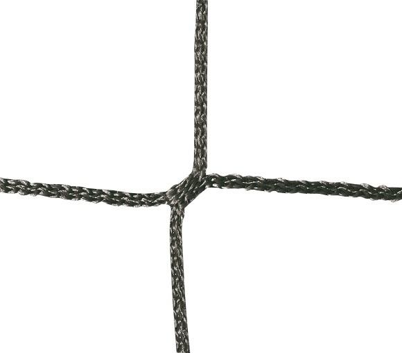 Trennnetze per qm schwarz 2,3 mm