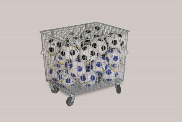 Ballwagen verzinkt