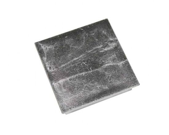 Abdeckung für Bodenhülse - 80 x 80 mm