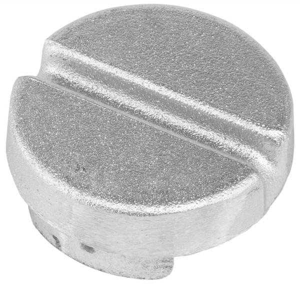 Ersatzteile für Tennisnetzpfosten - Deckel Blindpfosten Ø 83