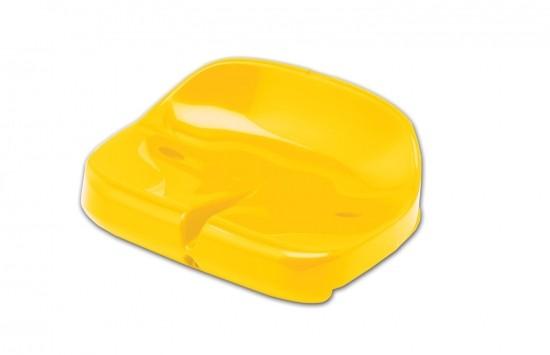 "Tribünensitze ""Compact"" gelb"