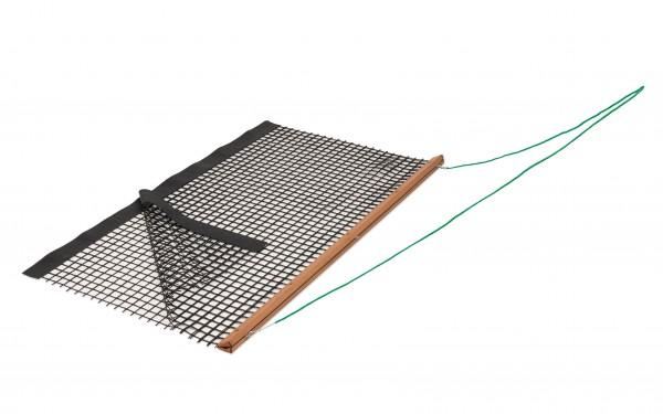 Wooden Drag Net - Double PVC