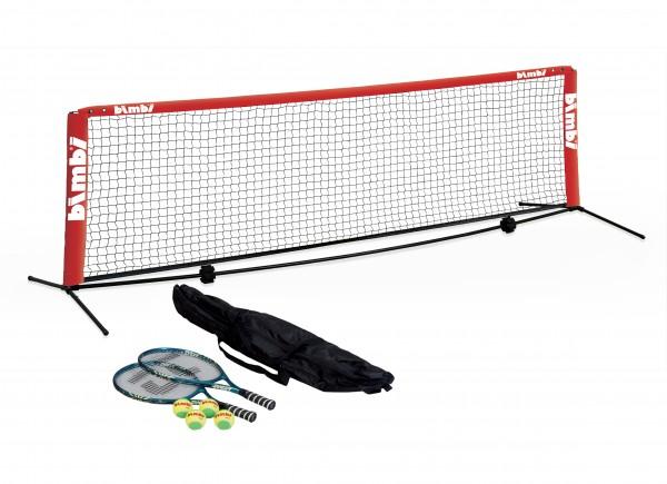 Bimbi Small Court Tennis Net - 3 m Street Set