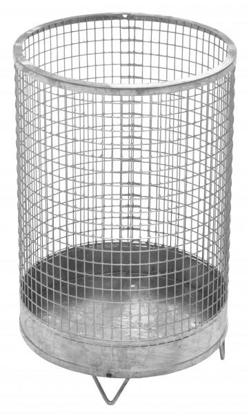 Wire Waste Bin - 75 l
