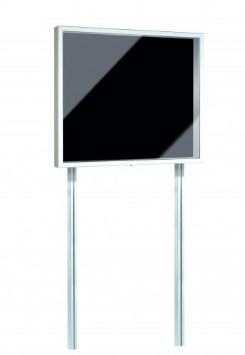 Ständerpaar passend für alle Schaukästen 50 x 50 cm