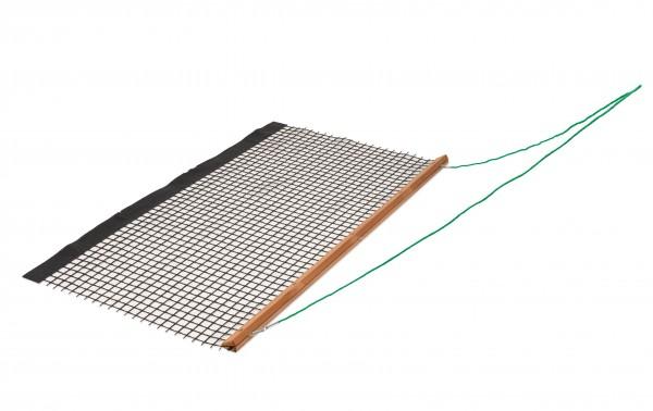 Holz-Schleppnetz PVC einfach