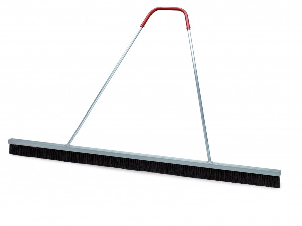 Broom for Granular Surfaces