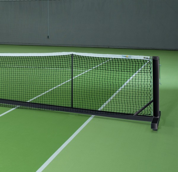 Single Net Rods Special for Tennis Net System Court Royal II black