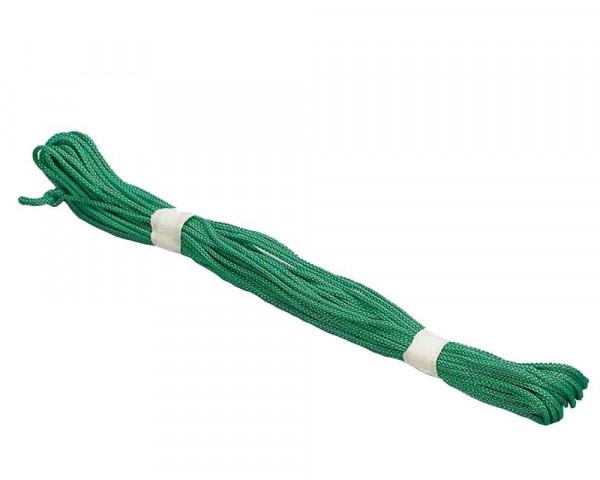 Netzreparaturschnur schwarz oder grün