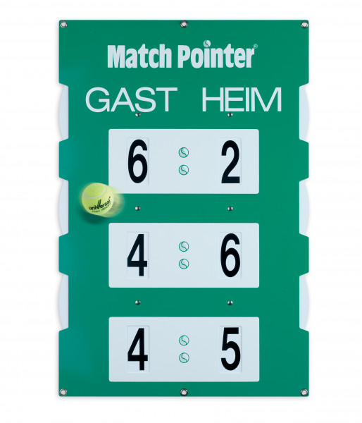 Match Pointer - 4 Modelle