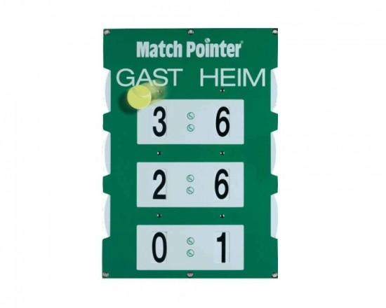 Match Pointer - 4 Modelle