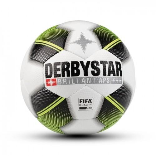 Fußball Brillant TT gelb/schwarz